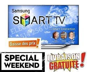 ****SPECIAL!!TV SAMSUNG  TV LG SONY SHARP SMART TV 4K UHD SMART TV HAIER 4K ULTRA HD VIZIO TV 4K CELLULAIRE DEVEROUILLÉ
