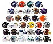 Toy Football Helmet