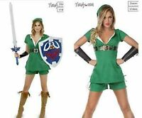 Link Cosplay Costume small - WORN ONCE (50% off store price)