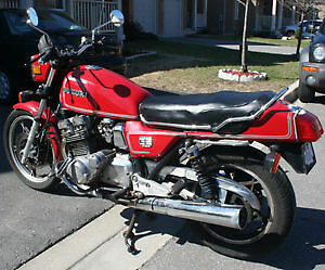 CLASSIC SUPER BIKE 1981 SUZUKI GS 1100E ALL ORIGINAL