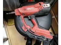Hilti gx120-me nail gun