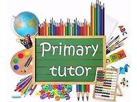 Primary school tutoring 3-11 Qualified a primary Teacher