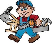 Lappe/Thunder Bay Handy man for hire