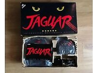 ATARI JAGUAR BOXED CONSOLE, 12 BOXED GAMES, EXTRA CONTROLLER