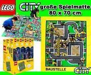 Lego City Spielmatte