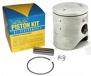 Honda CR125 '04 55.00mm Bore (1.00mm OS) Mitaka Racing Piston Kit