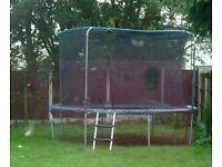 Large trampoline
