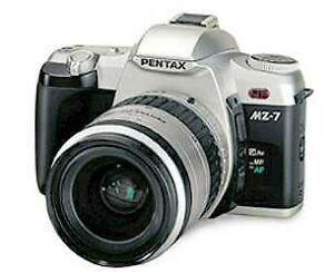 Pentax MZ-7 35mm SLR with 28-80mm Zoom Lens London Ontario image 1