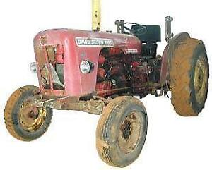 David Brown Tractor on massey ferguson 35 parts manual