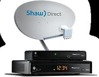 Shaw Direct - Free Receivers and Free Install