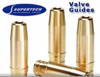 Supertech Bronze IN & EX Valve Guides For Nissan 240SX S13 S14 SR20DET SR20DE