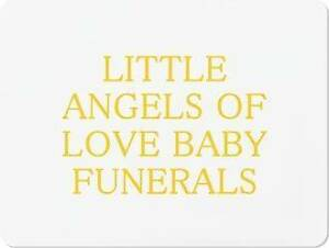 Little Angels of Love Baby Funerals Sydney Region Preview