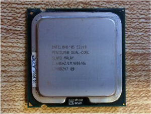 Intel e2140 CPU  Kitchener / Waterloo Kitchener Area image 1
