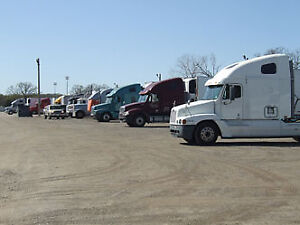 lOW  PRICES FOR TRUCK & TRACTOR TRAILERS PARKING AVAILABLE