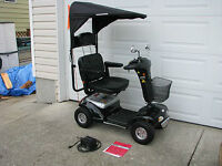 Scooter Mobility SHOPRIDER 889SL LE Excellent Condition!