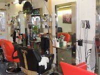BARBERS AND HAIRDRESSING SALON TO LET