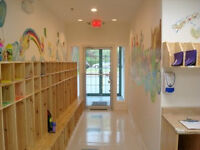 Garderie a Montreal / New Daycare now open in Montreal