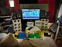 Audio Recording/Mixing and Mastering Services