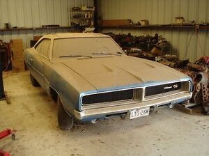 1968-70 Dodge Charger
