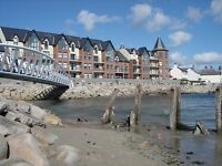 Exclusive 4* Newcastle Seafront Apartment with unrestricted views across Newcastle Bay.