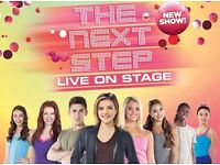 2 Tickets for The Next Step - BIC Tuesday 30th May 7pm
