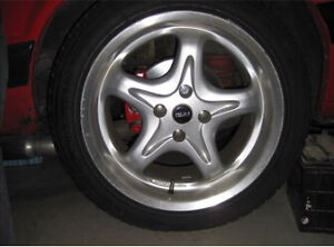 WANTED** ROH ZS wheels 4X108mm