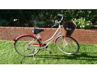 LADIES BIKE Dawes Duchess Bike (ladybird) design