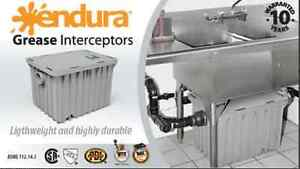 Canplas Endura Grease Trap / Interceptor All Sizes Available