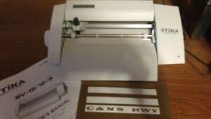 NEW Roland STIKA SV-8 Vinyl Printer/Cutter + more