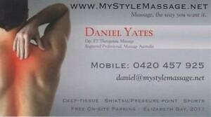 MyStyle Massage Mosman Mosman Area Preview