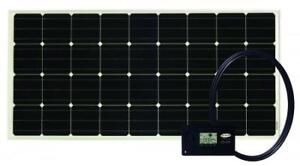 FURTHER REDUCED-*CLEARANCE*NEW GO POWER 160W SOLAR PANEL KIT