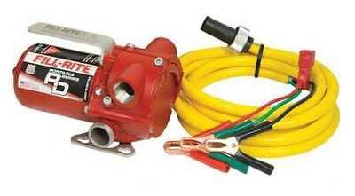 Fill-rite Rd812nn Fuel Transfer Pump 12vdc 8 Gpm 16 Hp Cast Iron 34 Npt