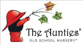 Trainee Nursery Assistant - NO EXPERIENCE REQUIRED