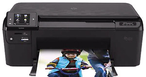 Hp d110 all-in-one wireless printer