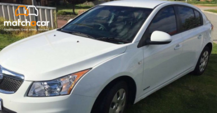 2012 Holden Cruze hatch **UNDER $10000** West Perth Perth City Area Preview