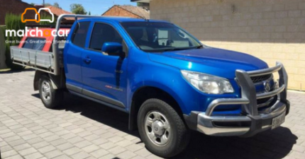 2014 Holden Colorado Space Cab Ute