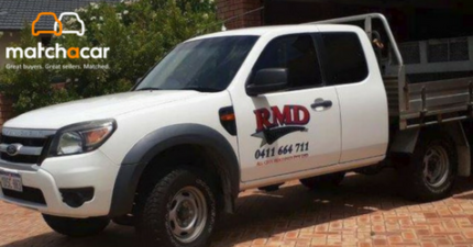 2011 Ford Ranger XL West Perth Perth City Area Preview