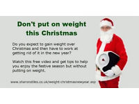 Free video available now: Avoid putting on weight this Christmas but still enjoy your food