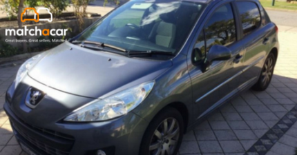 2011 Peugeot 207 Sportium **12 MONTH WARRANTY** West Perth Perth City Area Preview