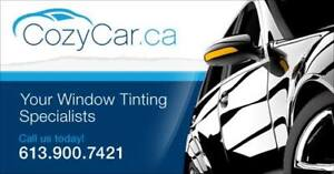 Window Tint Sale- Full Car for $185!