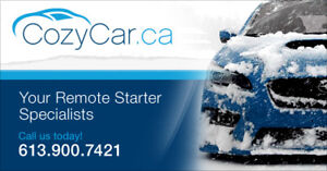Remote Starter. From $199.99