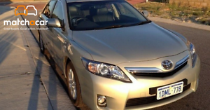 2010 Toyota Camry Sedan **CHEAPEST IN AUSTRALIA** West Perth Perth City Area Preview