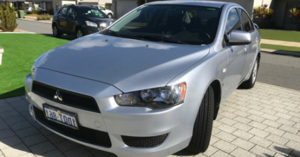 2011 Mitsubishi Lancer **12 MONTH WARRANTY** West Perth Perth City Area Preview