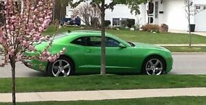 2011 Chevrolet Camaro 1LT Coupe (2 door)