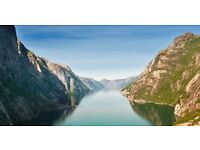 Norway and Northern Lights P&O Cruise