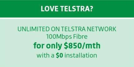 Internet and Phone Service Provider (NBN ADSL2, Fibre 4G)