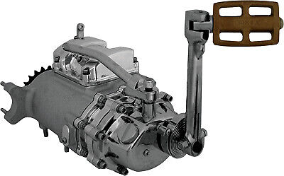 Baker 6-Into-4 Transmission with Kicker Raw M6402R