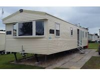 3 Bedroom Caravan at Weymouth Bay Haven Site with SKY including Sports Channel