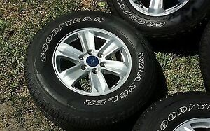 2016 F150 Rims/Tires with 0km