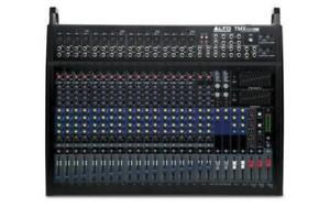 Mixer Amplifier ALTO TMX 200DFX USAGER PRIX POUR D??BARASSER